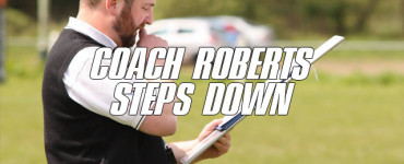 Coach Roberts Steps Down